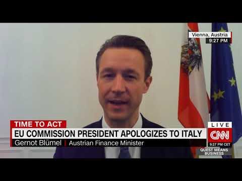 "Austrian Finance Minister: EU Showed ""massive Solidarity"""