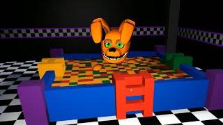 COMPRO la PISCINA de BOLAS de IN TO THE PIT - Five Nights at Freddy's Killer In Purple 2 (FNAF Game)