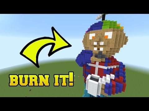 IS THAT JOHNY JOHNY?!? BURN HIM!!!