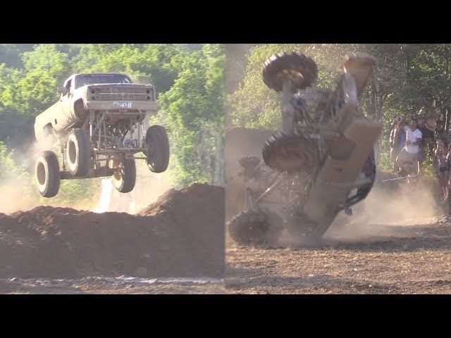 Truck Jump Compilation