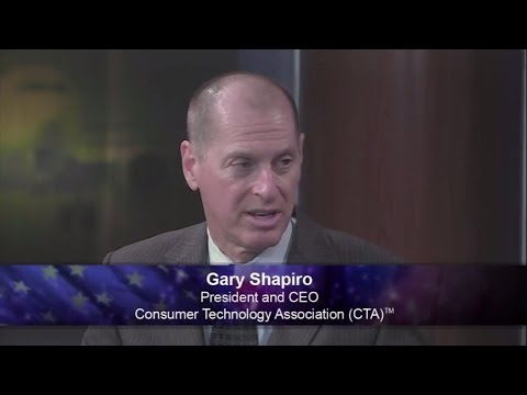 One on One with Consumer Technology Association CEO Gary Shapiro