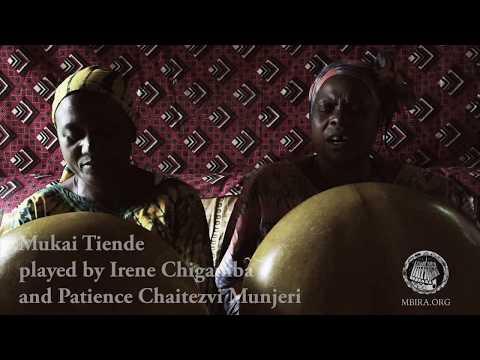 Irene Chigamba & Patience Chaitezvi Munjeri play Mukai Tiende 2017
