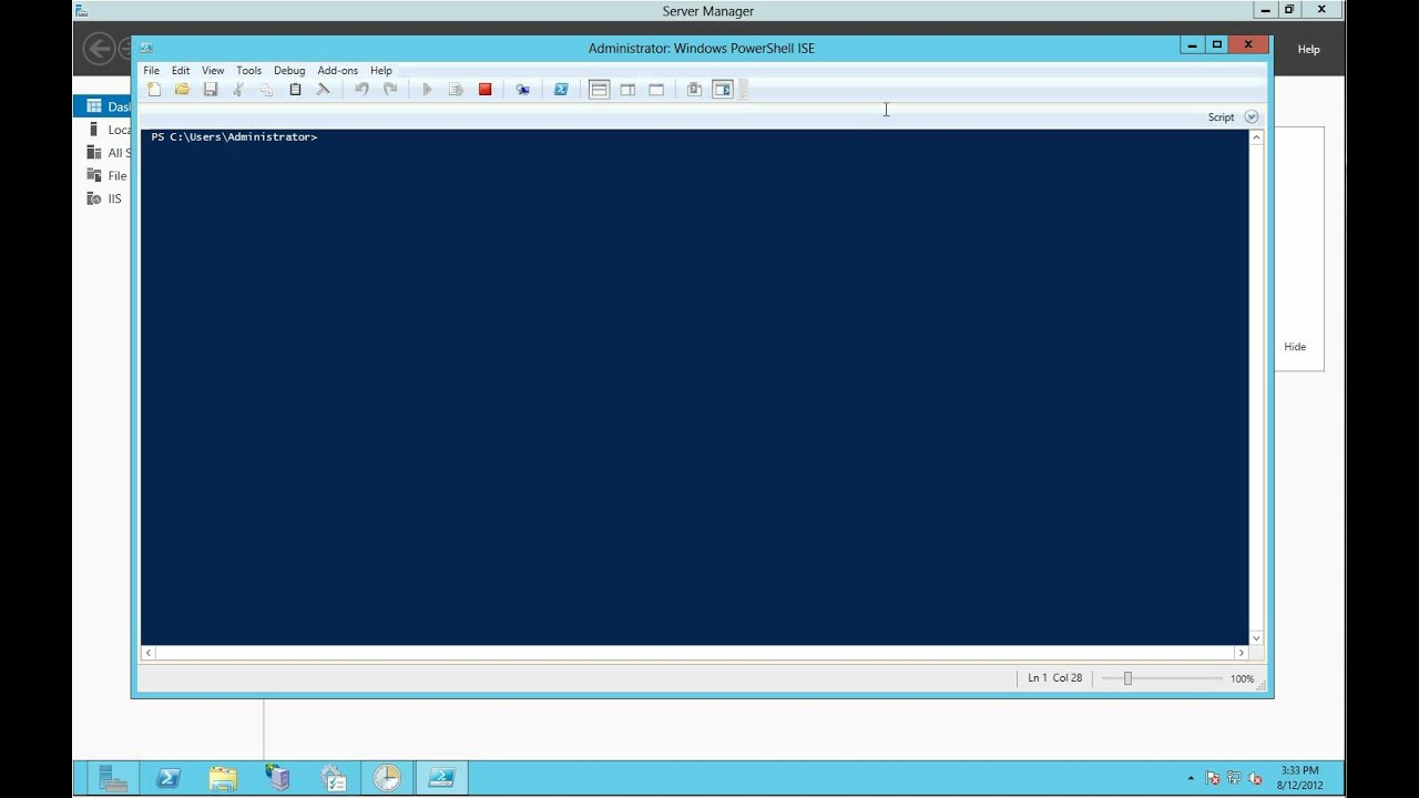 Catch failed logins with PowerShell in realtime