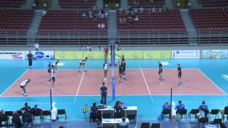 Deaflympics - Sofia 2013 - Volleyball - 30th July 2013