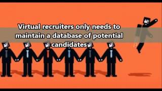 What is a Virtual Recruiter and What it does