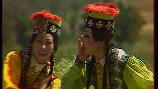 Ритмы калмыцкого танца