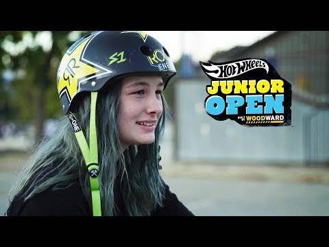 Jesse Gregory Profile - Hot Wheels Junior Open at Woodward West