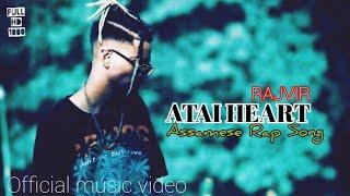 Atai Heart  by RAJVIR 2.O  Assamese Rap Song  (official music video)HD