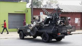 soldiers of ivory coast an impression of mutiny of the army of cte d ivoire military vehicles