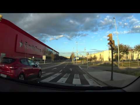Driving From Hospitalet De Llobregat To Barcelona Airport (El Prat De Llobregat)