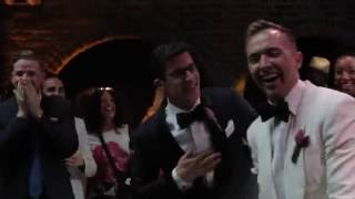 Gay Aussie Grooms' SURPRISE BEYONCÉ WEDDING DANCE!