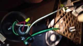 Moss Caribbean Breeze Wiring