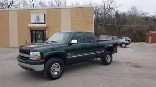 2001 Chevy Silverado 2500 HD Duramax Diesel For Sale 4x4 Rust Free Flawless Body, FOR SALE