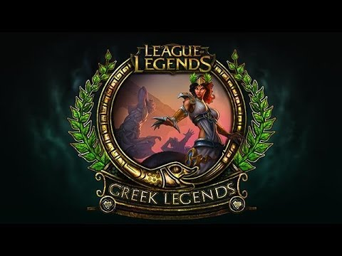 [Event] Riot Games Greek Legends (Athens / Greece / 29.06.2014)