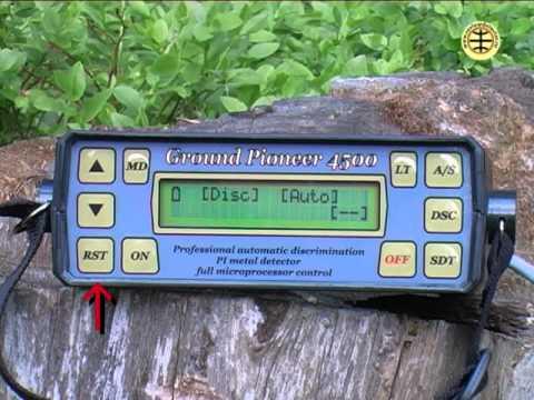DeepTech Ground Pioneer 4500 video review, видеообзор ...