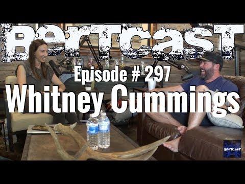 Bertcast # 297 - Whitney Cummings