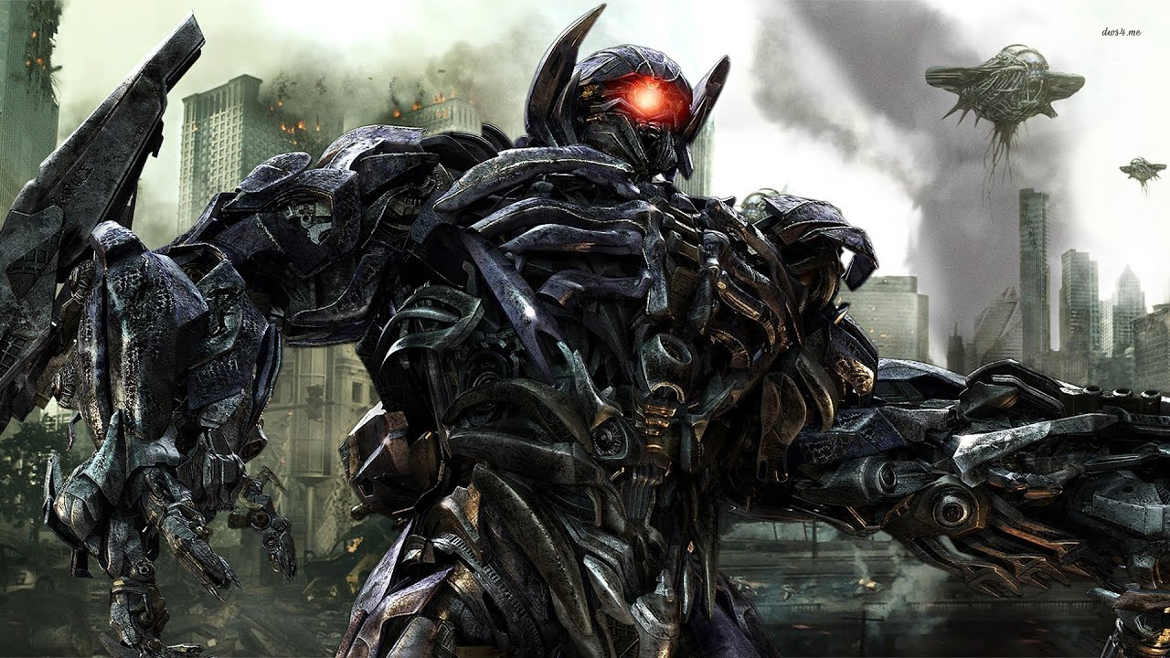 Transformers Dark of the Moon Full Game All Cutscenes ...