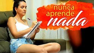 NUNCA APRENDE NADA