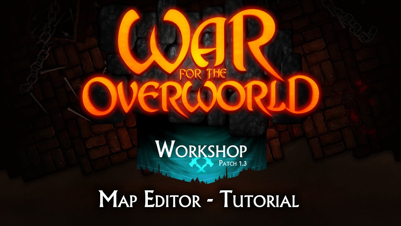 War for the overworld map editor tutorial youtube war for the overworld map editor tutorial gumiabroncs Choice Image