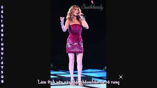 [Vietsub+lyrics] [02] Celine Dion - The Power Of Love [ Live in Boston ] [ CÓ LINK DOWNLOAD ]