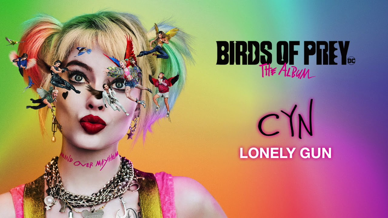 Cyn Lonely Gun From Birds Of Prey The Album Official Audio Youtube