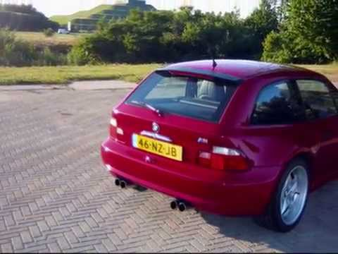 Z3 M Coupé Imola Rot II