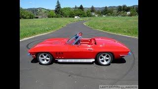 1965 Chevy Corvette Stingray Restomod for Sale