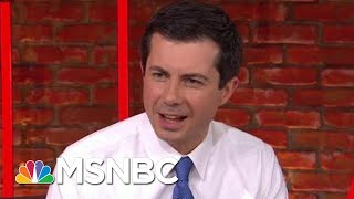 Mayor Pete Buttigieg Reacts To President Donald Trump's Rally Remarks | Morning Joe | MSNBC