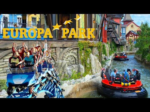 Europa Park Day Two Vlog July 2020