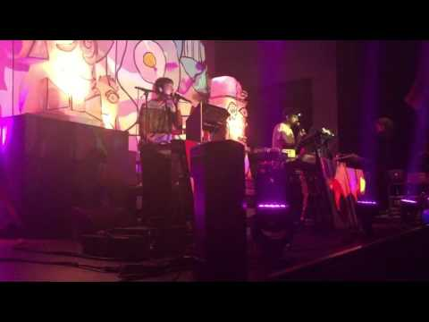 Golden Gal - Animal Collective live