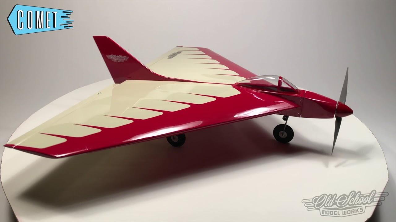 Old School Models Sky Ranger 40 Kit