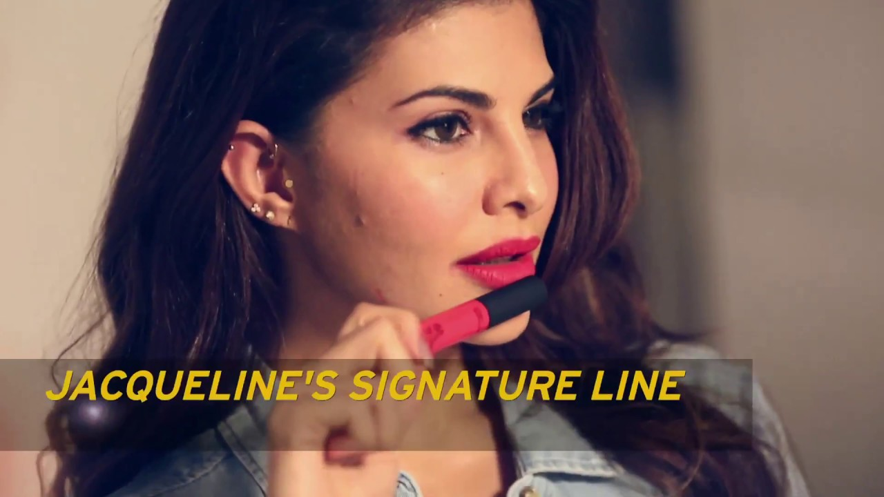 behind the scenes with jacqueline fernandez the body shop india