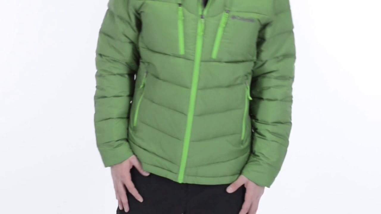 Columbia Sportswear Powerfly Down Puff Omni-Heat® Jacket - 800 ...