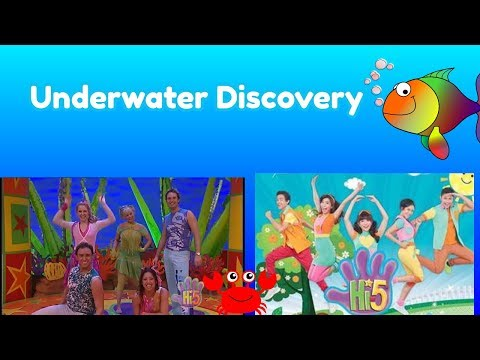 Hi-5 Underwater Discovery (Indonesia & original cast)