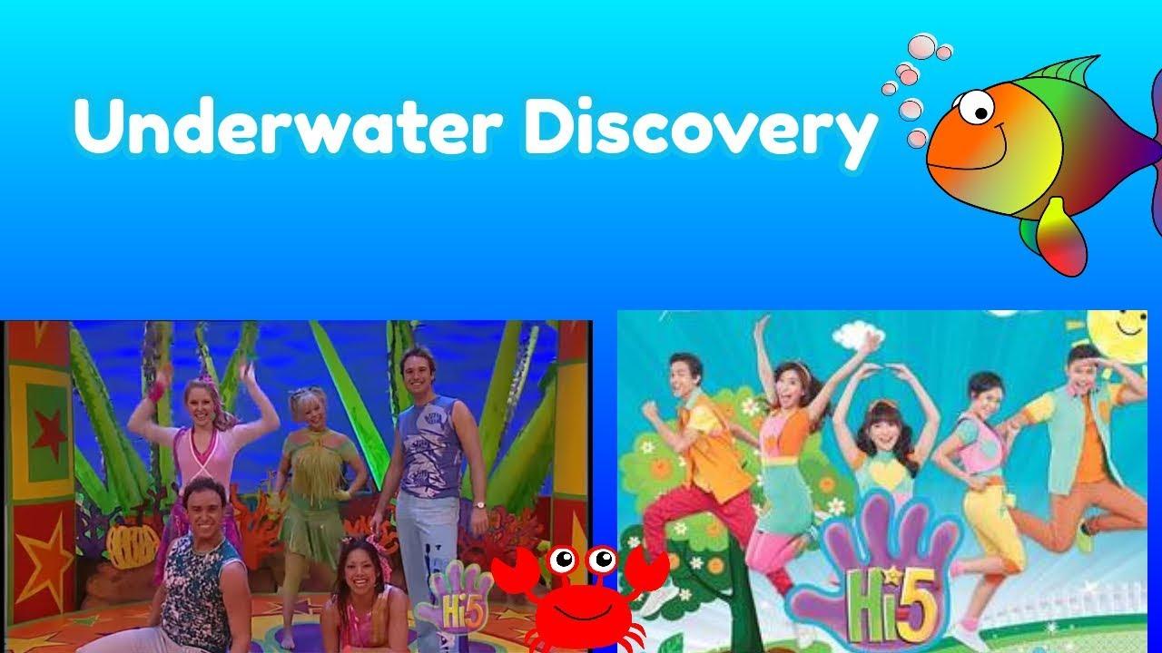 Hi-5 Underwater Discovery (Indonesia & original cast)