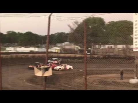 Macon Speedway Hornet Heat 5/13/17