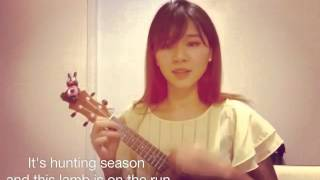 Gambar cover 【唱歌篇】Lost stars(Keira Knightley) ukulele-cover by [旅遊分享家 x 空姐愛七桃]