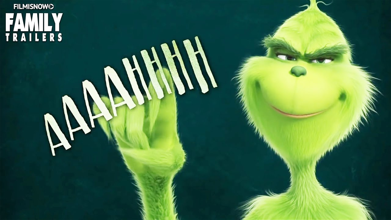 """Download THE GRINCH (2018) Lyric Video 
