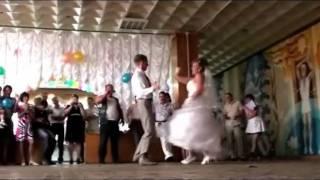 наш танец Настя и Андрей сосенский
