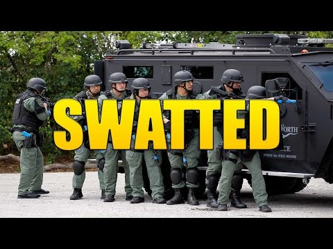 Twitch Streamers Getting Swatted Live