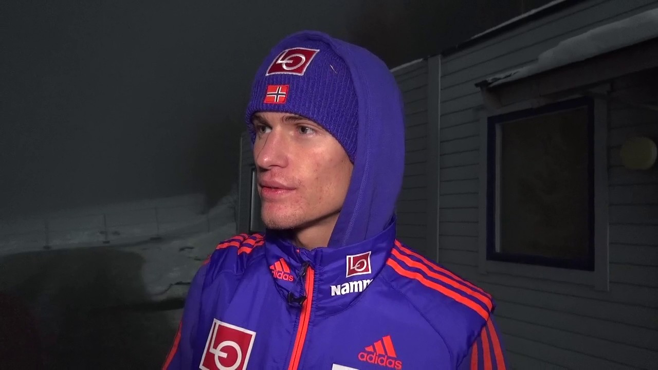 Daniel Andre Tande In Lillehammer Fis Ski Jumping Youtube
