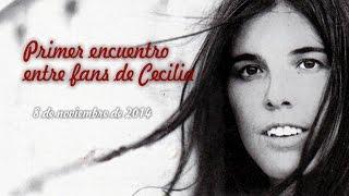 1º encuentro entre Fans de Cecilia - Madrid 8 noviembre 2014 HD