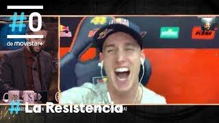 LA RESISTENCIA - De nada por el pódium, Pol Espargaró, eh. De nada.   #LaResistencia 19.11.2018