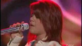 Allison Iraheta - Papa Was A Rolling Stone