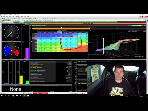 Ignition Timing / Ignition Advance and E85 🌽 ⛽ [FREE LESSON]