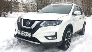Взял Nissan X-Trail - новое лучше прежнего?