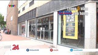 Những cửa hàng bán lẻ truyền thống tại Anh đang dần đóng cửa | Play Dzule