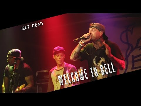 Get Dead - Welcome to Hell (Live at Pouzza FEST 8) mp3