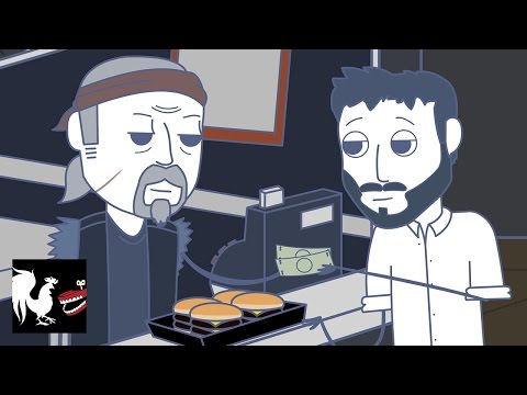 Rooster Teeth Animated Adventures - Geoff's Burger Discount