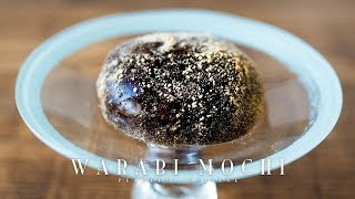 Warabimochi | Peaceful Cuisine's recipe transcription